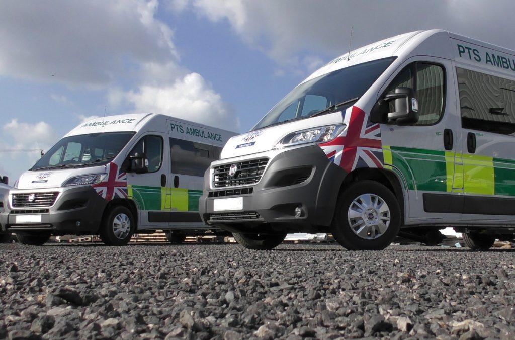 PTS Ambulance