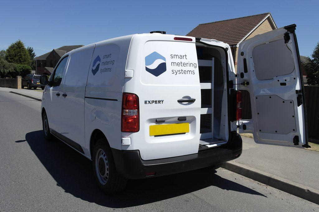 Peugeot Expert Racking Van