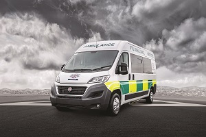 Cartwright's PTS Ambulance
