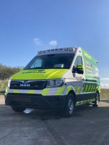 A&E - St John Ambulance 1