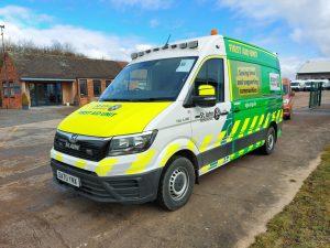 First Aid Unit - St John Ambulance 4