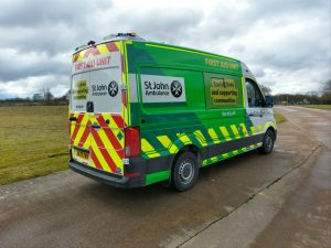 First Aid Unit - St John Ambulance 5