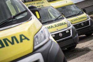 Frontline Ambulance - A&E 1