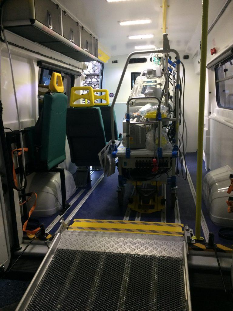 Neonatal Transport - University Hospital 2