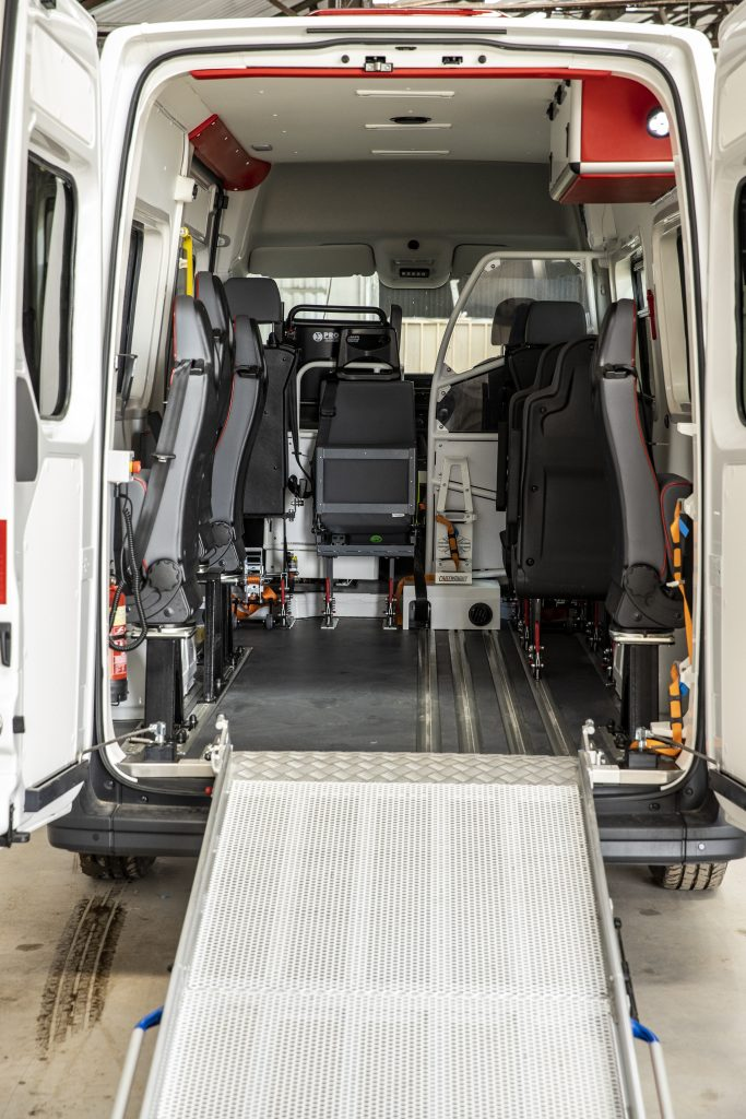 PTS – Falck Ambulance Services 10
