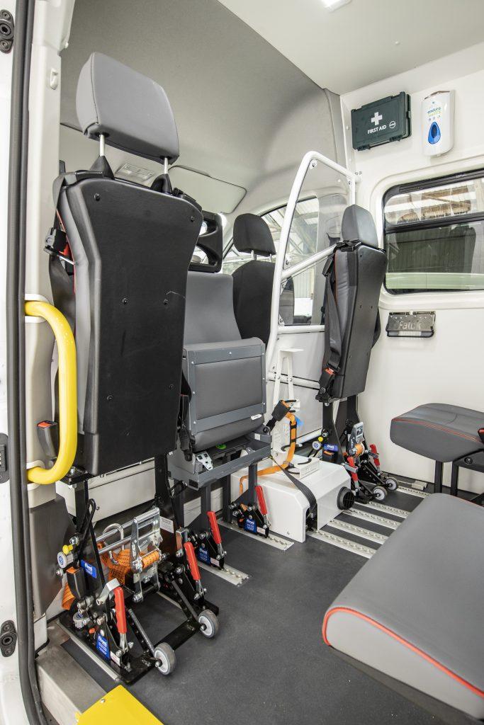 PTS – Falck Ambulance Services 11