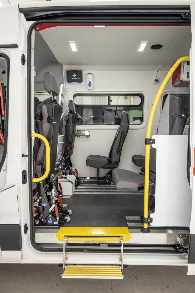 PTS – Falck Ambulance Services 8