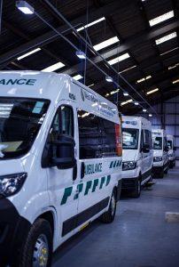 PTS – NHS Ambulance Trust 2