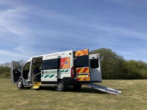 PTS – NHS Ambulance Trust 3