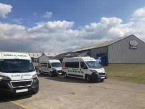 PTS – NHS Ambulance Trust 4