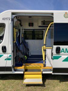 PTS – NHS Ambulance Trust 8