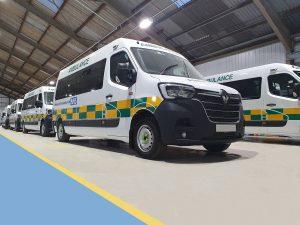 PTS – Private Ambulance Company 1