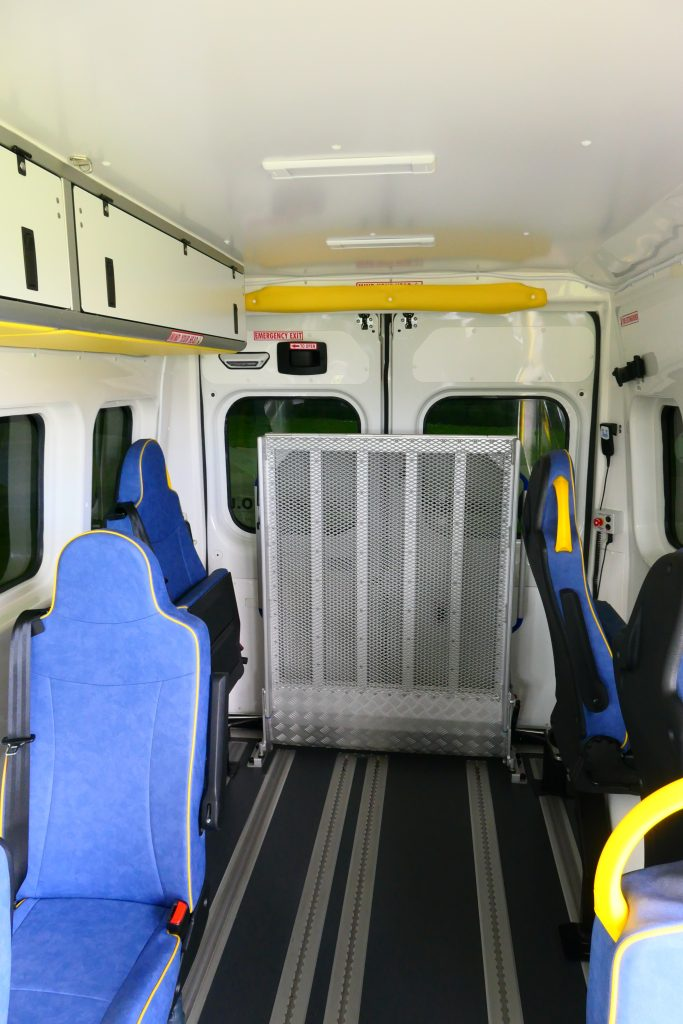 PTS – Private Ambulance Company 3