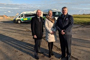 Planning permission approved on Cartwright's new site
